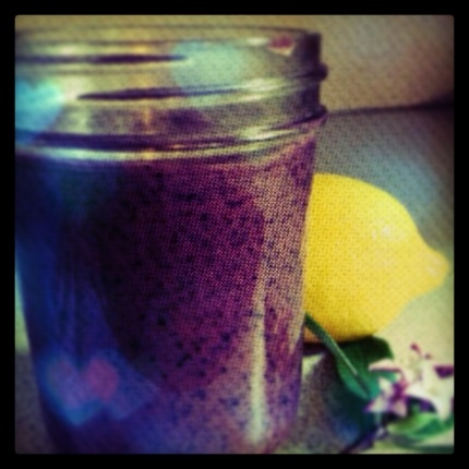 Bluberry Smoothie