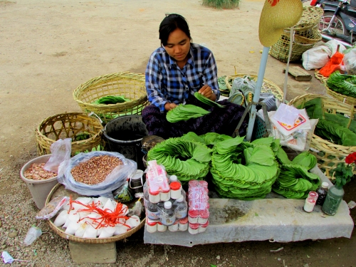 Beetle Nut Seller