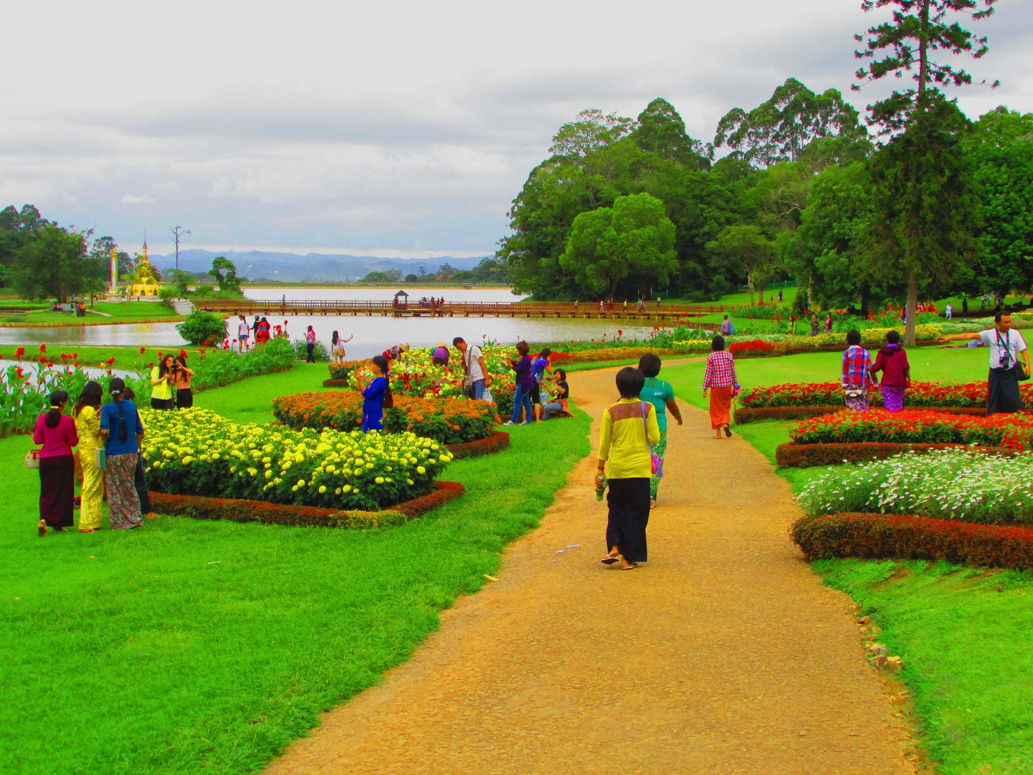 Pyin Oo Lwin Myanmar  city pictures gallery : Bangkok, Thailand…Pyin Oo Lwin, Myanmar | Sunshine Impressions