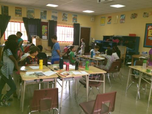 Classroom.Day 3