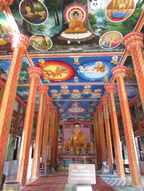 Bakong Buddhist Temple