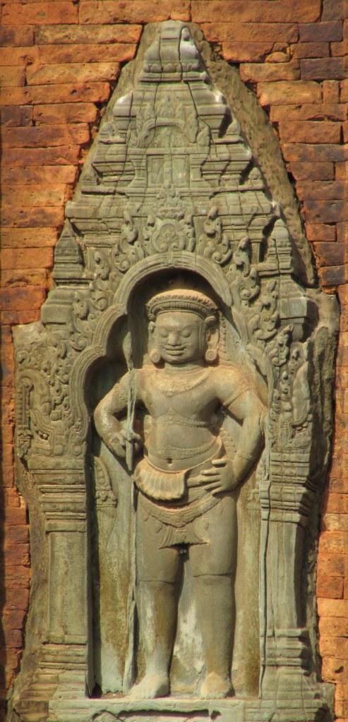 Bakong Carving